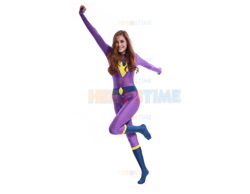 The Wonder Twins Jayna Costume-4
