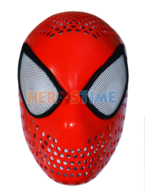 Magnetic Spider-Man Faceshell Rubber Lenses