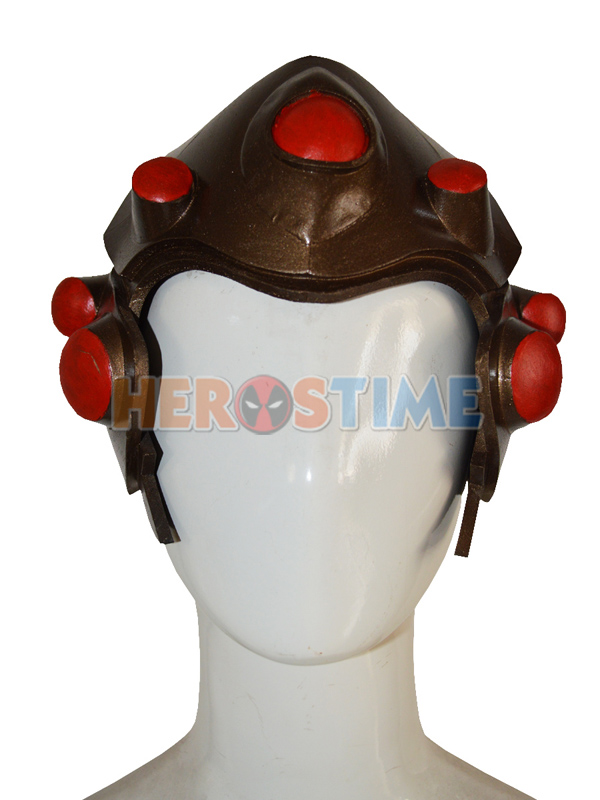 Overwatch Widowmaker Girl Cosplay Helmet Video Game Widowmaker EVA Helmet