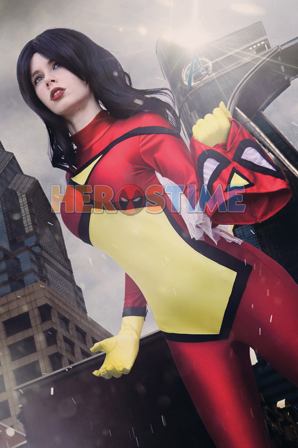 Spider-Woman Costume