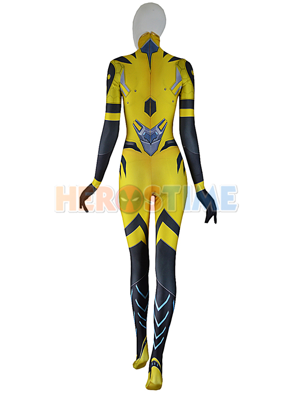 B.Va Costume D.Va Legendary Skin Overwatch Cosplay Suit