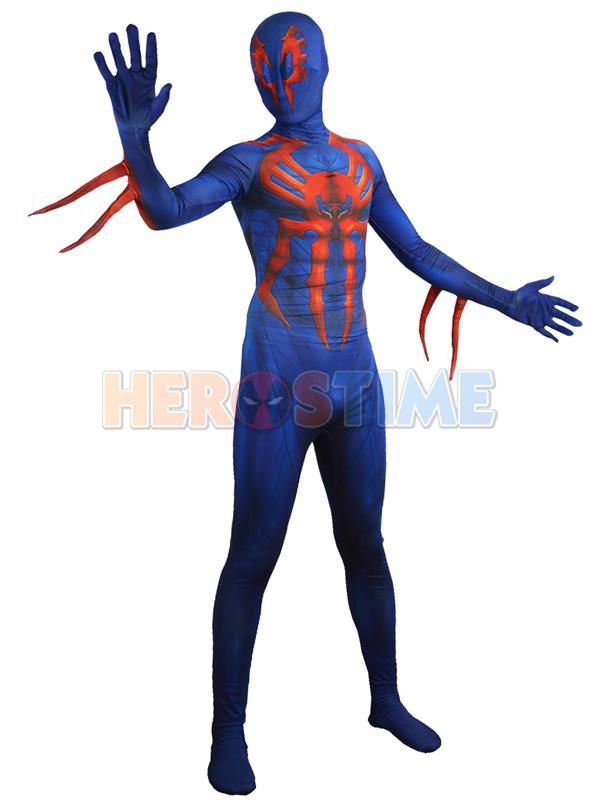 spiderman superhero costume