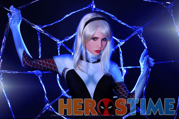 Gwen Stacy Costume from Herostime.com
