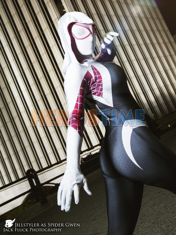 Jillstyler Gwen Stacy Costume