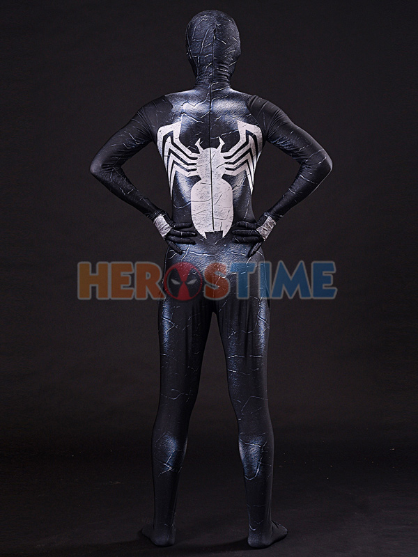 Venom Replica Symbiote Spider-Man Costume 3D Cosplay Suit