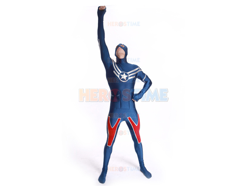 Shield Star Captain America Costume-1