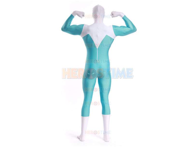 The Incredibles Frozone Costume Frozone Supersuit-8