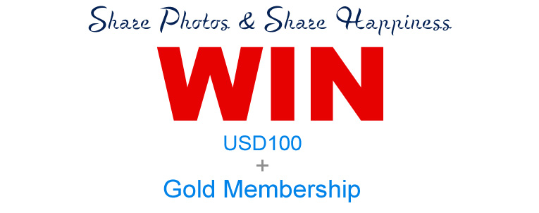 win usd100 and Gold Membership