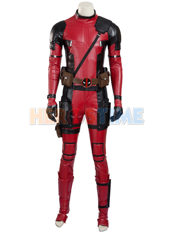 2017 Deluxe Deadpool Superhero Cosplay Costume  sc 1 st  Herostime.com & Deadpool Costumes