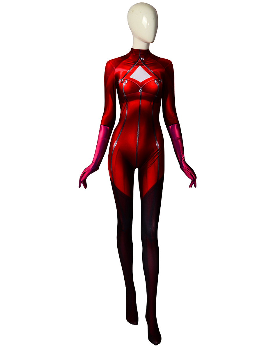 Persona 5 Panther Anne Takamaki DyeSub Cosplay Costume