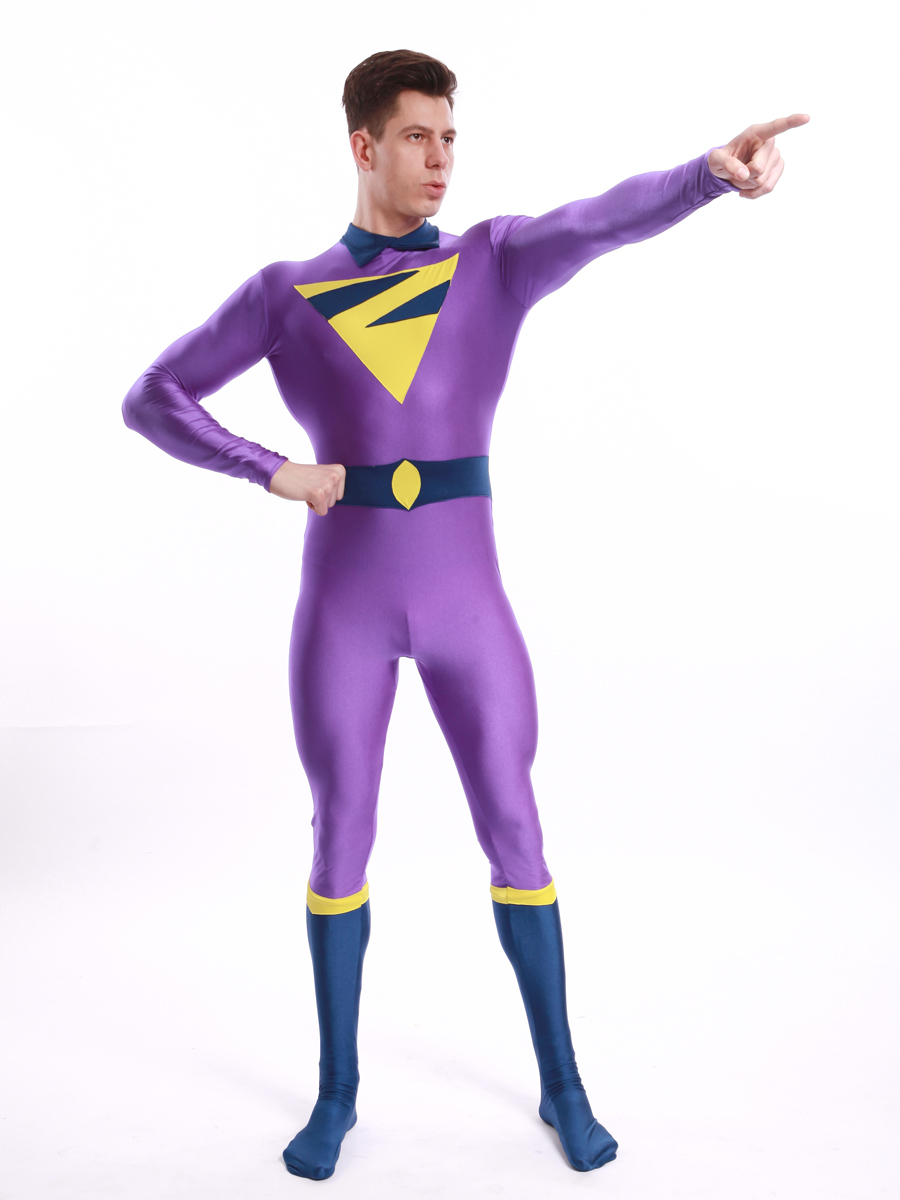 The Wonder Twins Zan Costume