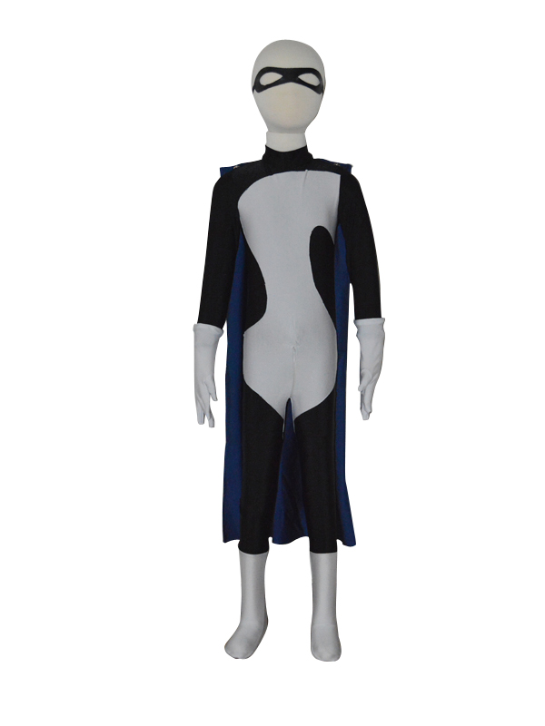 The Incredibles Syndrome Buddy Pine Custom Superhero Costume