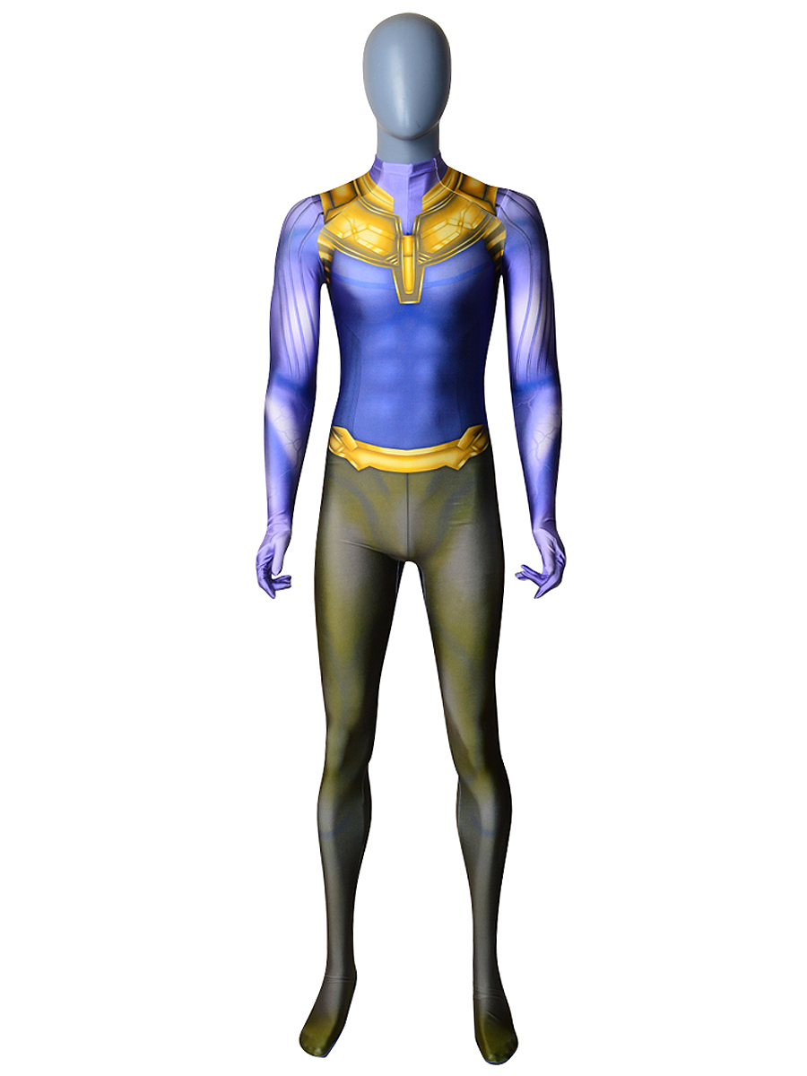 Thanos Costume Avengers: Infinity War Thanos Cosplay Suit