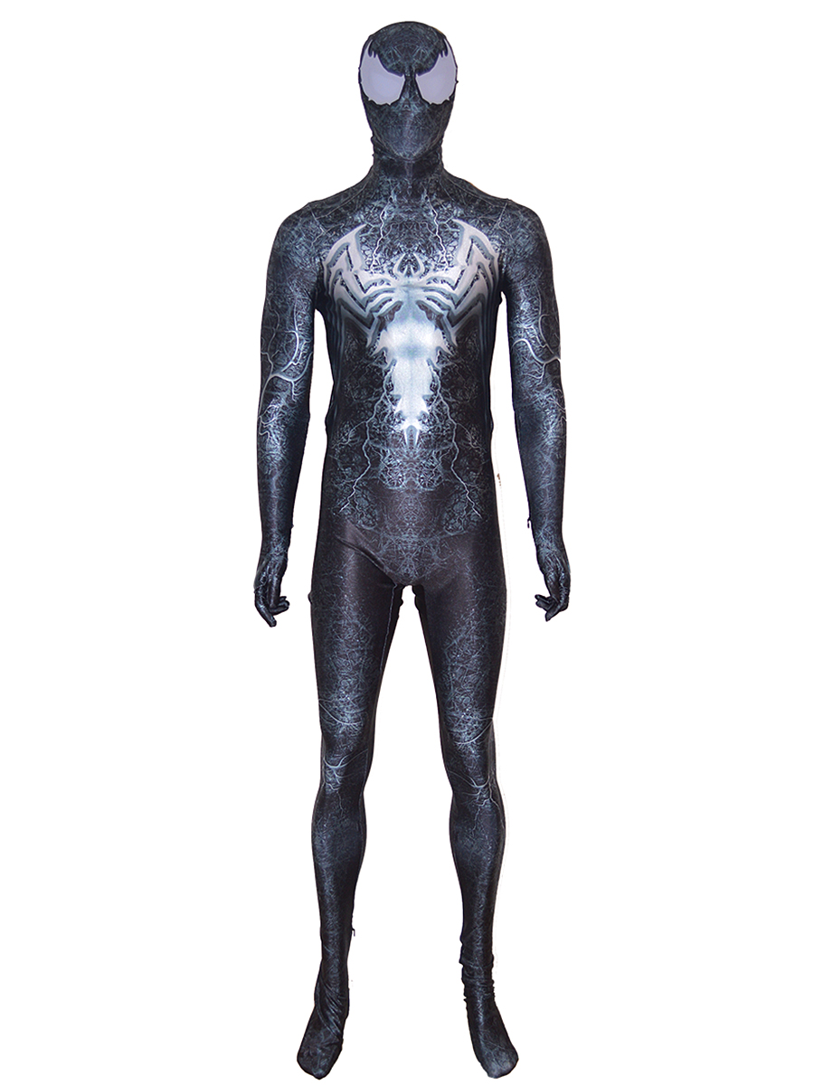 Avengers:Damage Control Spider-Man Suit California Adventure Spider-Man Costume