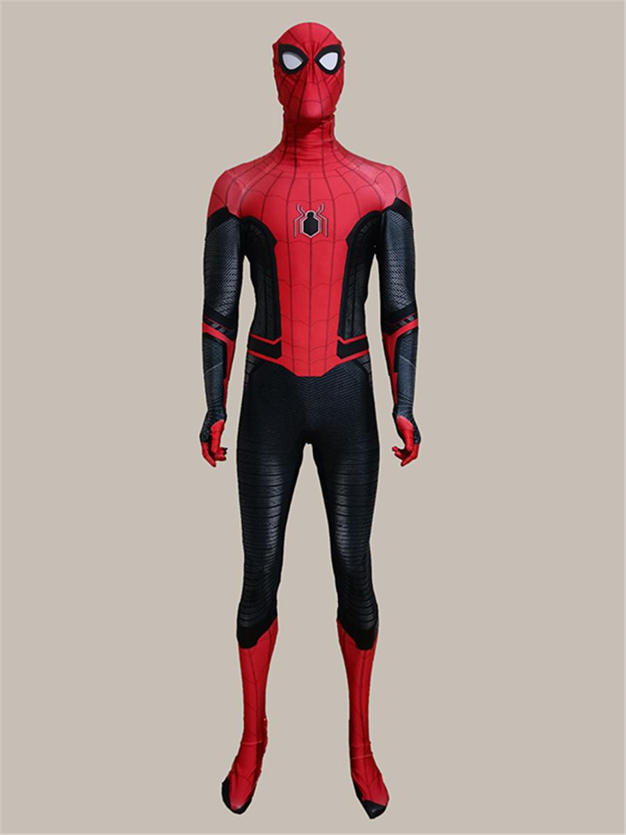 Spider Armor MK IV Suit Spider-Man PS4 Games Costume