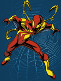 Iron Spider Armor Costume
