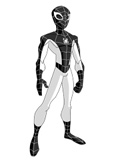 The Future Foundation costume